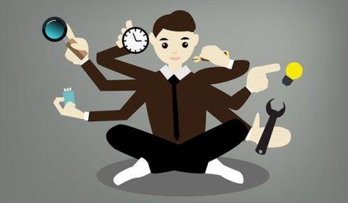 NeuroScience Multi-Tasking costs You